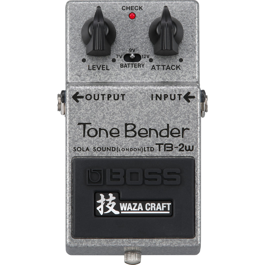 Boss TB-2X Tone Bender Ltd Run