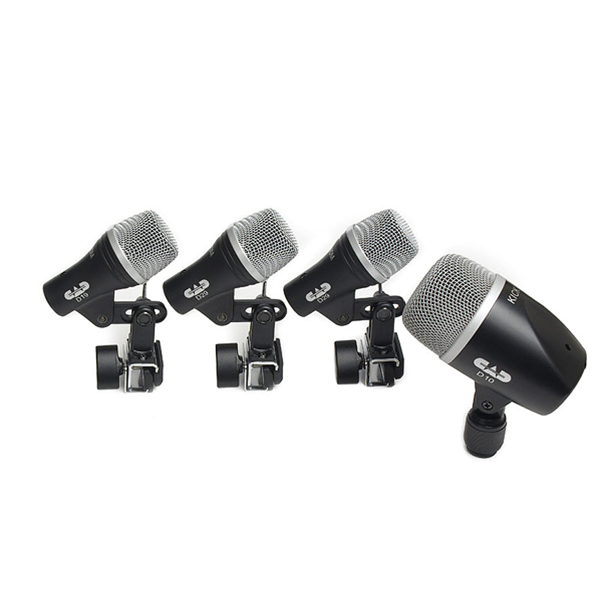 CAD STAGE4 Four Pc Drum Mics