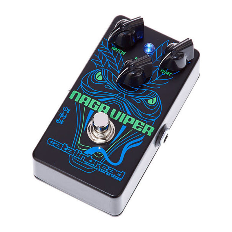Catalinbread Naga Viper Treble Boost Pedal