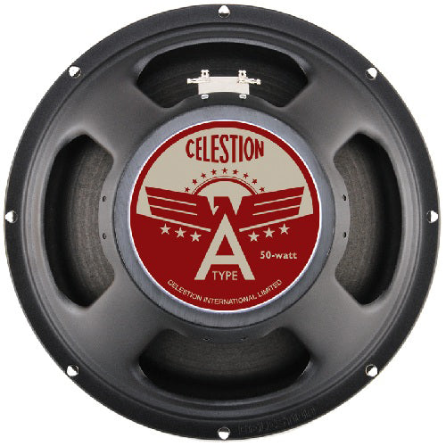 "Celestion A-Type 12"" 50-Watt Replacement Guitar Speaker 16 Ohm"