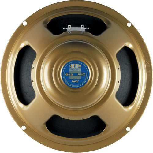 "Celestion Alnico Gold 12"" 8 Ohm Speaker, T5471"