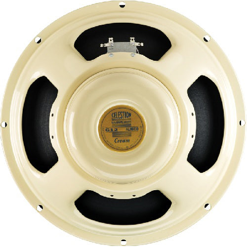"Celestion Cream 12"" 90-Watt Alnico Guitar Speaker 8 Ohm"