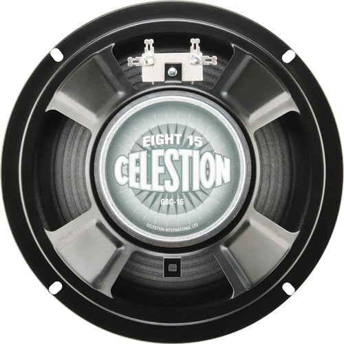 "Celestion Eight 15 8"" 15-Watt Replacement Guitar Speaker 4 Ohm"
