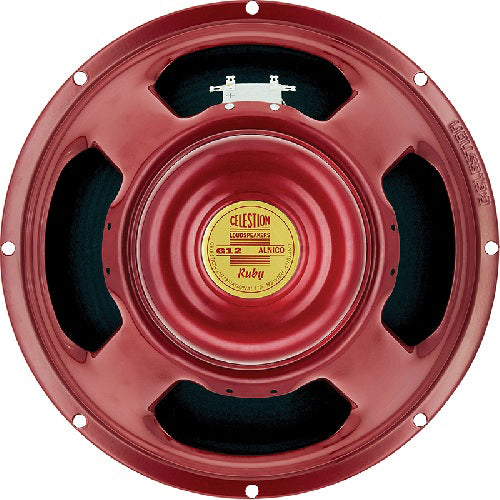 "Celestion Ruby 12"" 35-Watt Alnico Replacement Guitar Speaker 8-ohm"