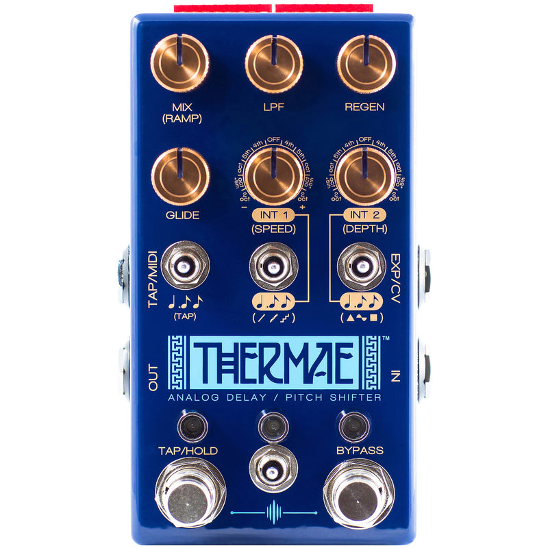Chase Bliss Thermae Pedal