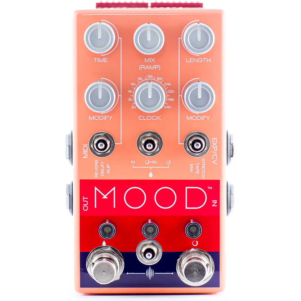 Chase Bliss MOOD Looper Delay