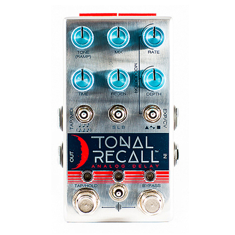 Chase Bliss Tonal Recall Analo
