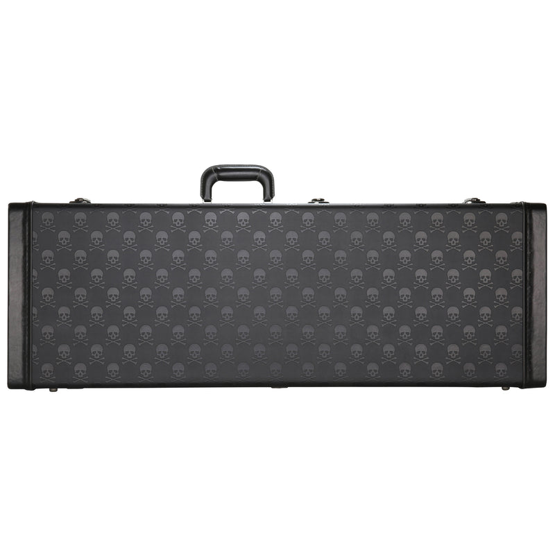 Coffin Case Skull Series Hardshell Guitar Case w/Black Velvet Interior