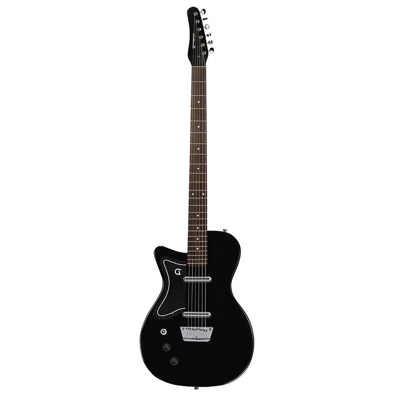 DANO 56 BARITONE LH BLACK – Motor City Guitar