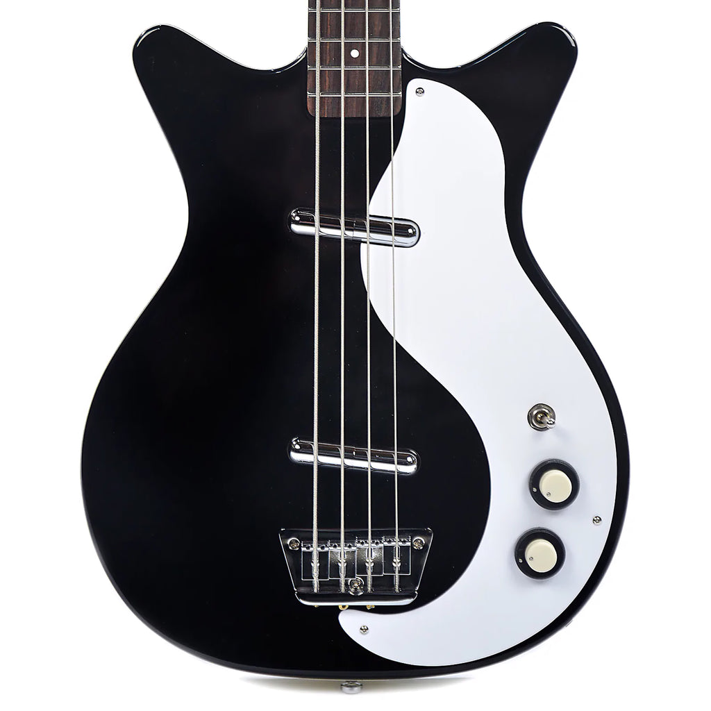 DANO 59DC LONG SCALE BASS BLK