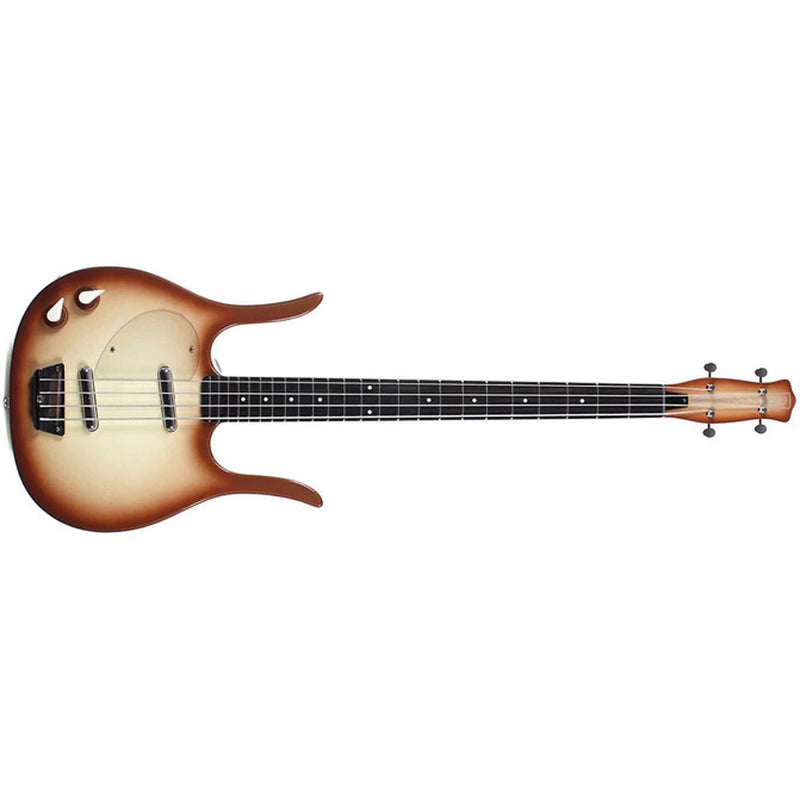 Danelectro Longhorn Left-Handed Bass - Copperburst