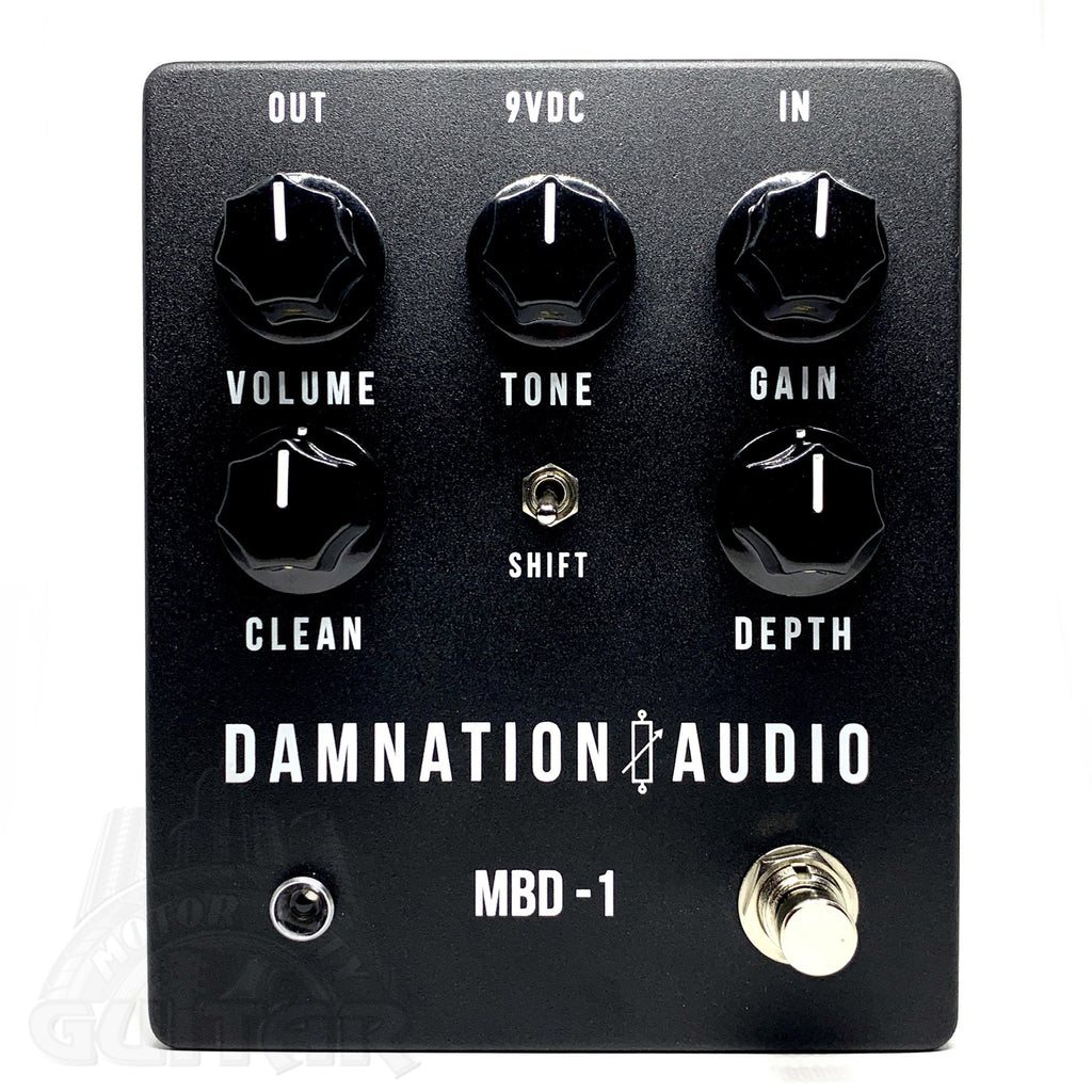 Damnation Audio MBD-1 Black