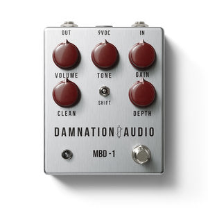 Damnation Audio