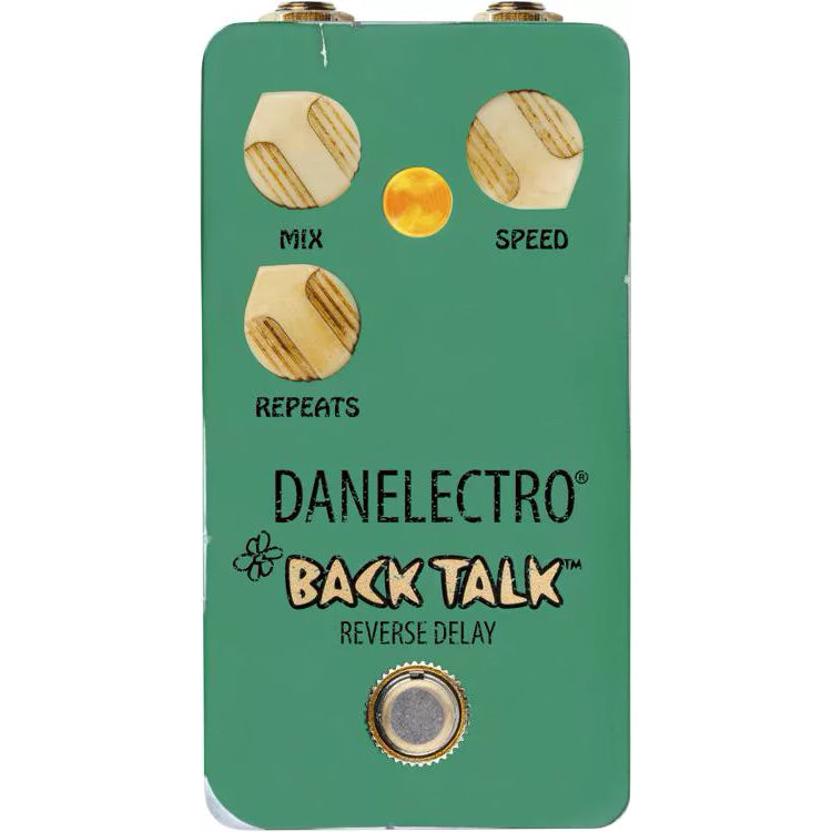 Danelectro Back Talk Rev Delay