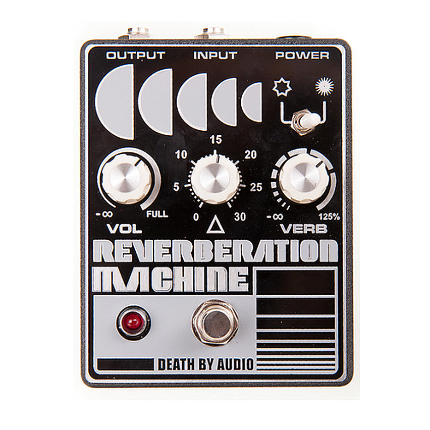 Death By Audio Reverberation Motor City Guitar