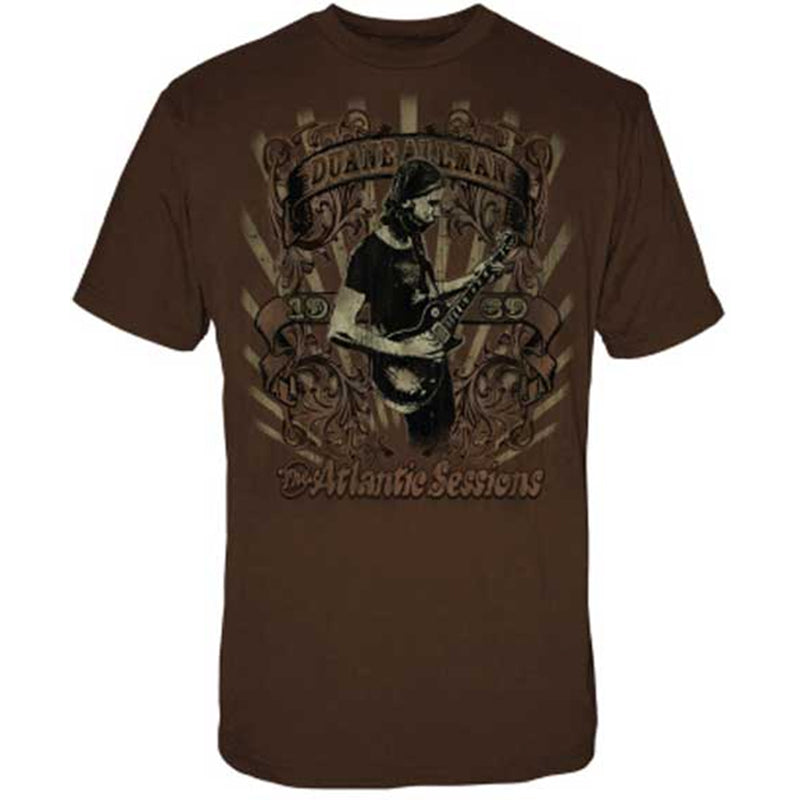 Duane Allman Atlantic Tee XL