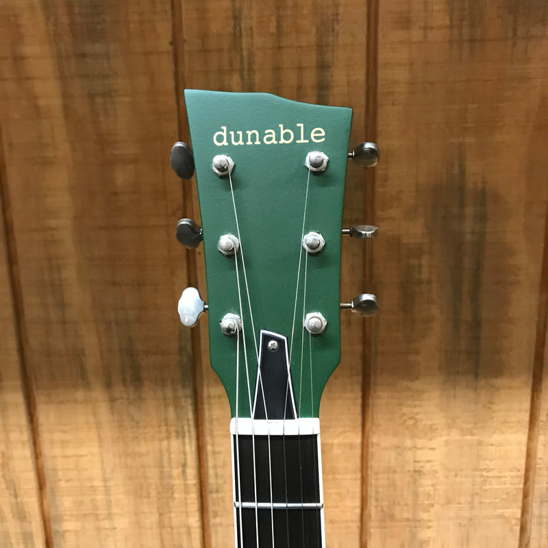 Dunable Asteroid 2 Pickup Russian Big Muff Green
