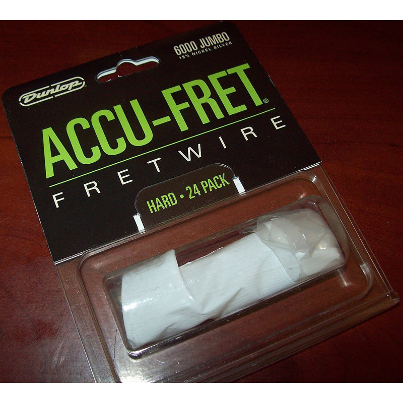 Dunlop 6000 Fret Wire - 24 pc