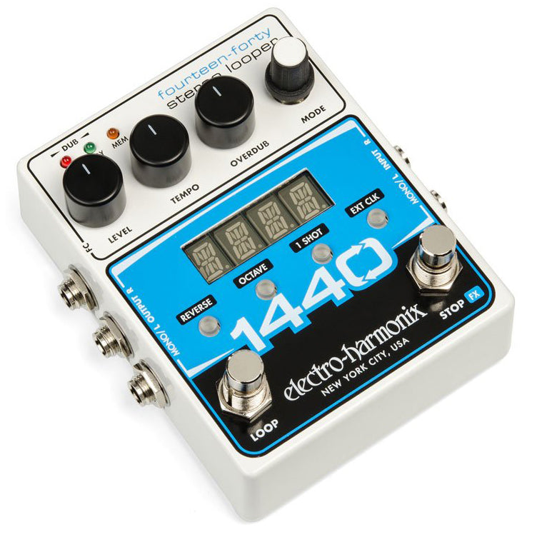 Electro-Harmonix 1440 Stereo 24-Minute Looper Pedal
