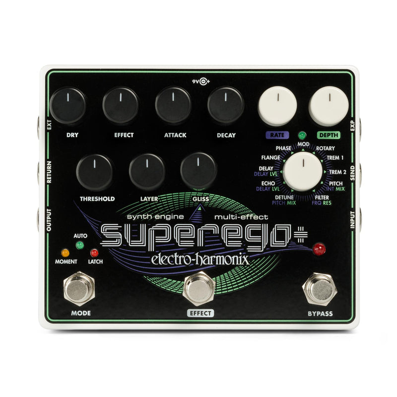 EH Super Ego Plus Super Synth