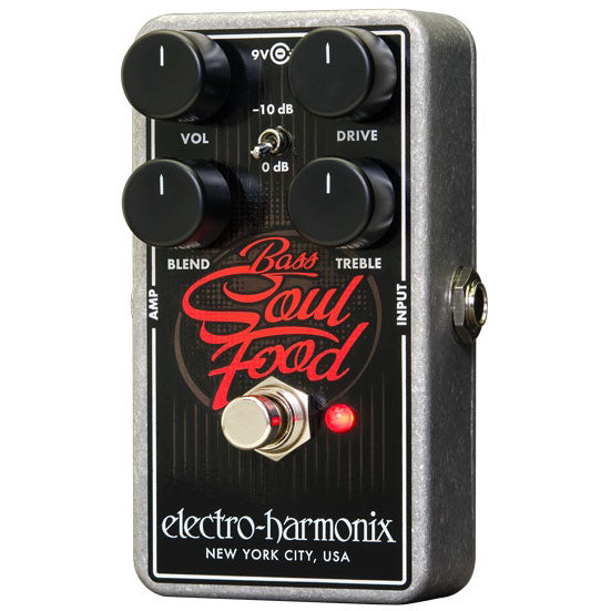 EH Bass Soul Food Pedal