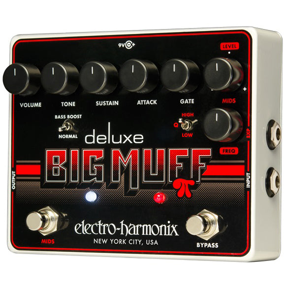EH Deluxe Big Muff Pedal