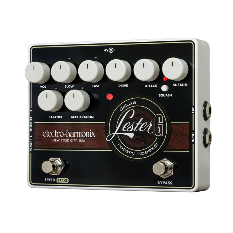 EH Lester-G Rotary Pedal
