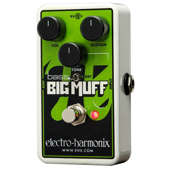 EH Nano Bass Big Muff Pi