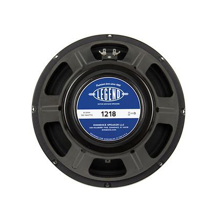 Eminence Legend 1218  8 ohm
