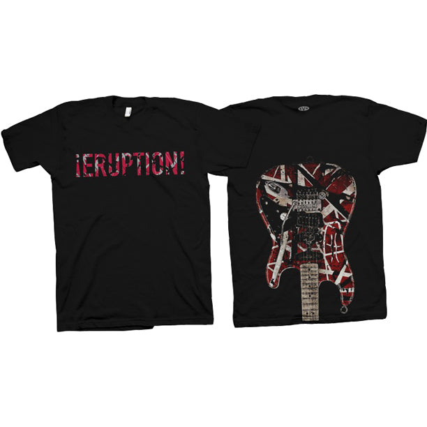 EVH Eruption T-Shirt L