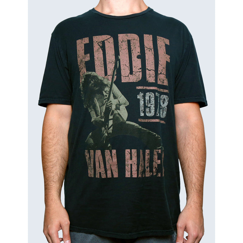 EVH Poster Tee - Small