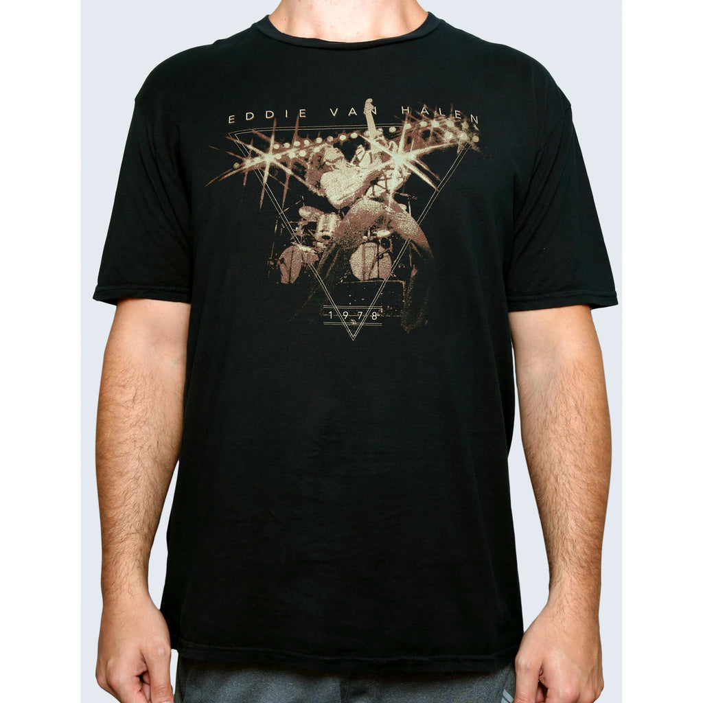 EVH Triangle Tee - Medium