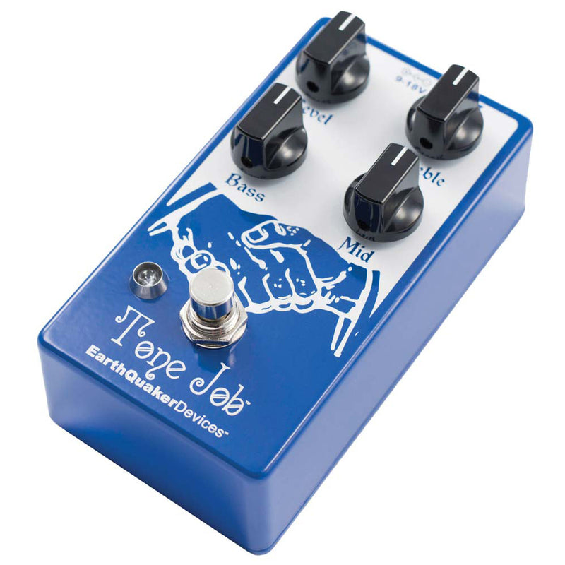 EarthQuaker Devices Tone Job EQ & Booster Pedal V2