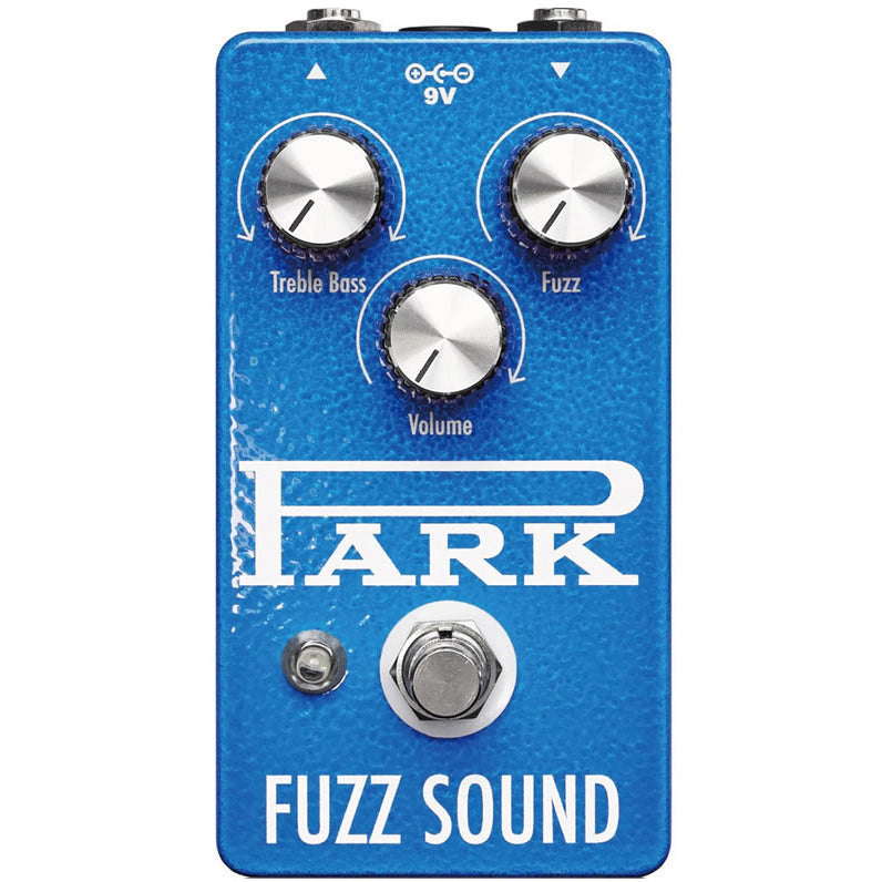 EarthQuaker Park Fuzz