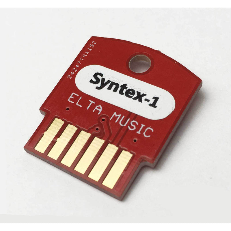 Elta Synthex-1 FX Cartridge