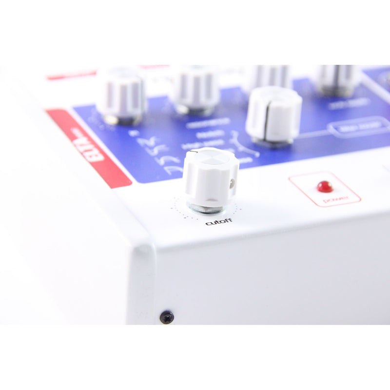 Elta Music Polivoks Filter-2 Original Soviet Filter w/Modulation, Wobbla & CV Input (White)