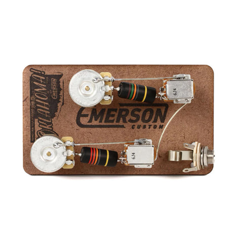 Emerson Custom Electronics