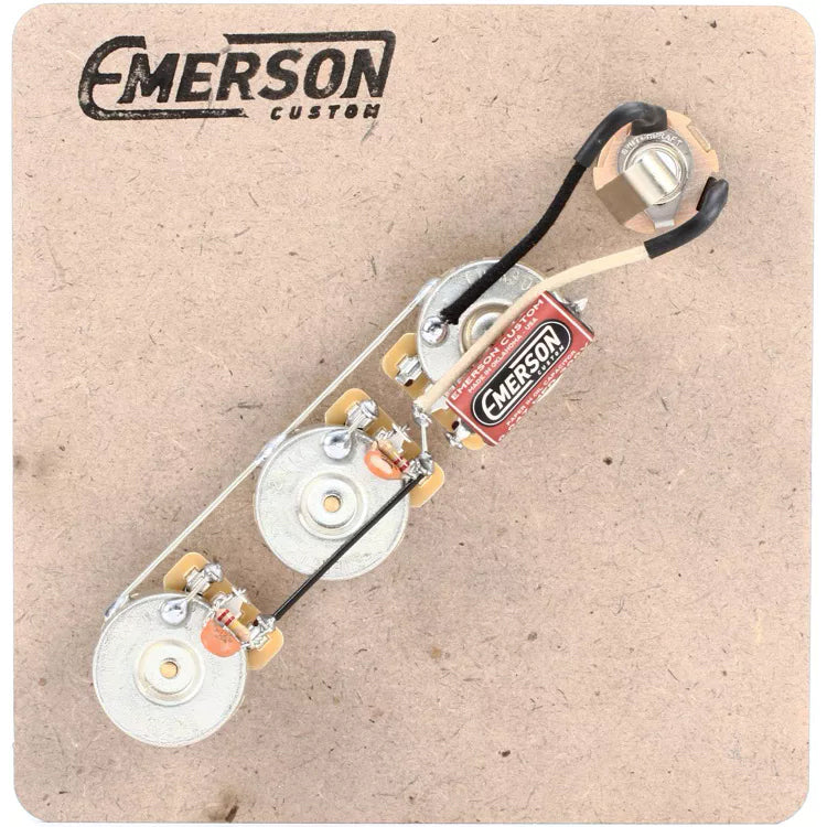 Emerson JB Jazz Bass Prewired