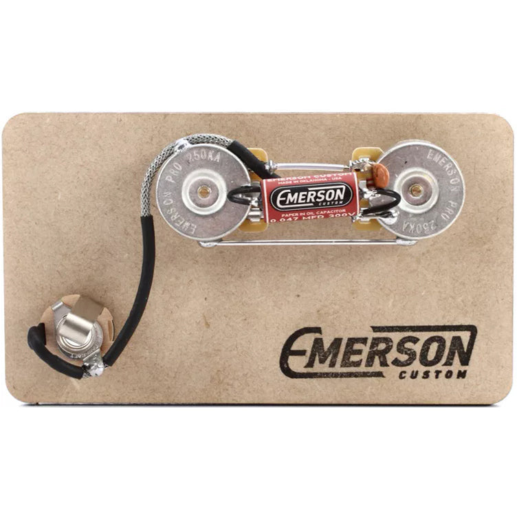 Emerson PB P-Bass Prewired Kit