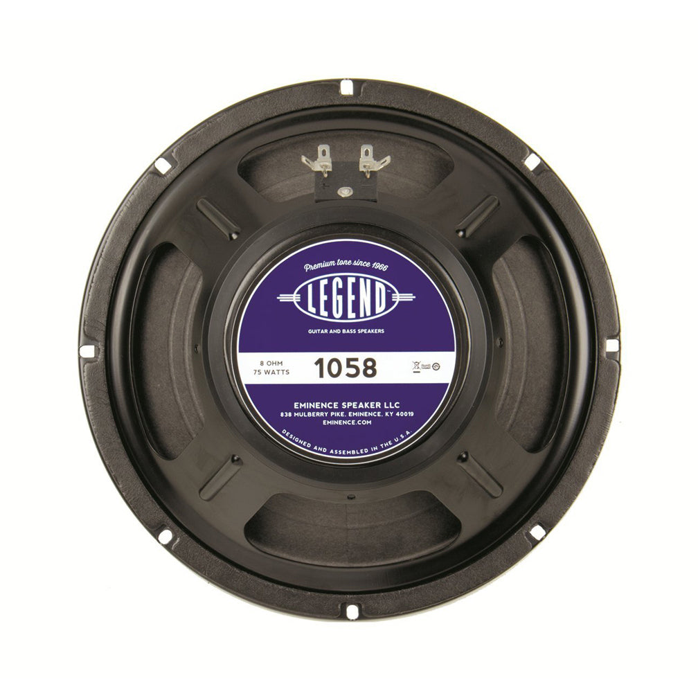 Eminence Legend 1058  8 ohm