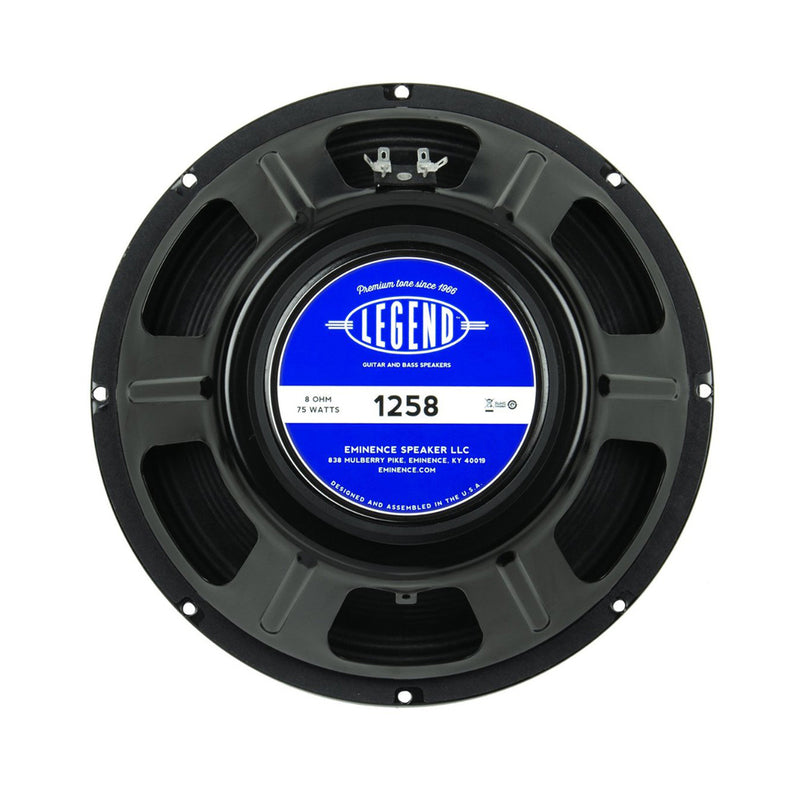 Eminence Legend 1258  8 ohm