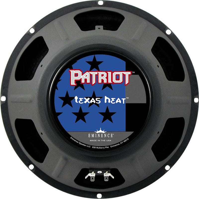 Eminence Texas Heat 8 ohm