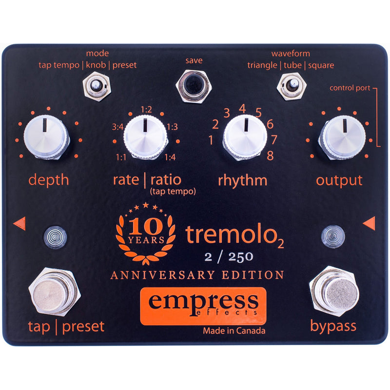 Empress Tremolo 2 10th Anniver