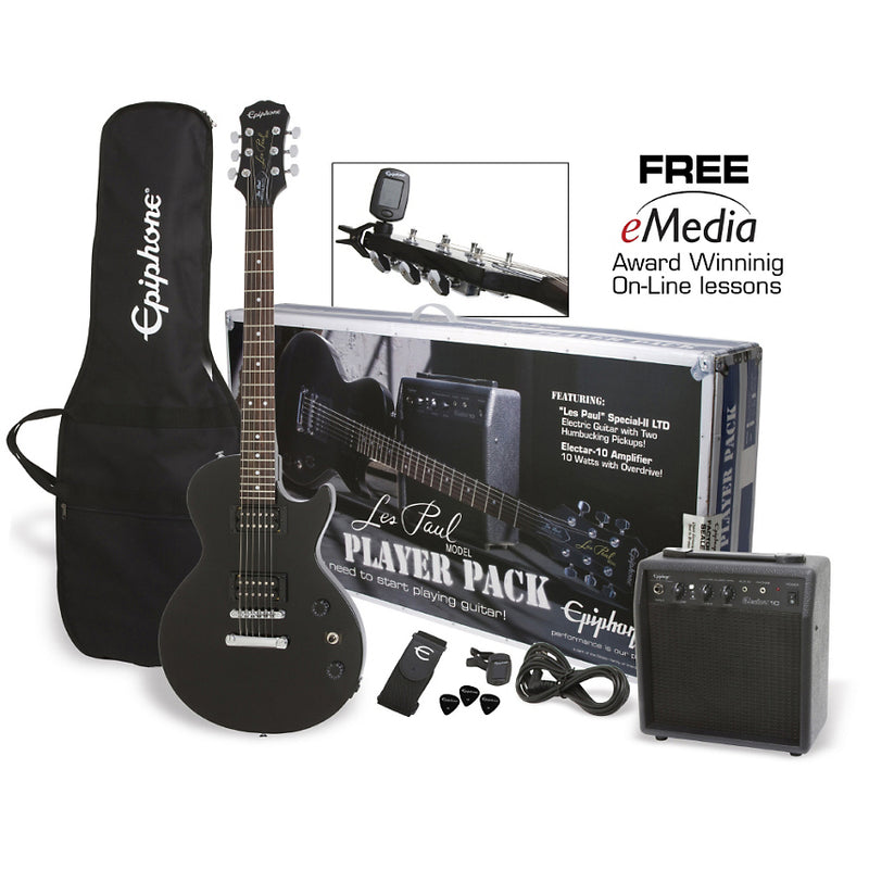 Epi LP Player Pack EB