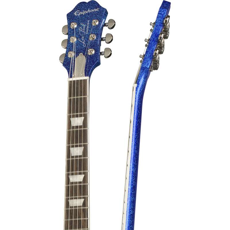 Epiphone Tommy Thayer Electric Blue Les Paul Outfit - Electric Blue