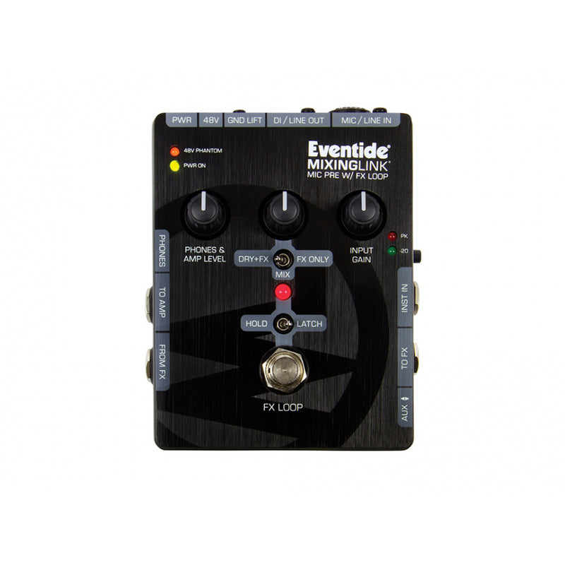 Eventide Mixing Link - Preamp