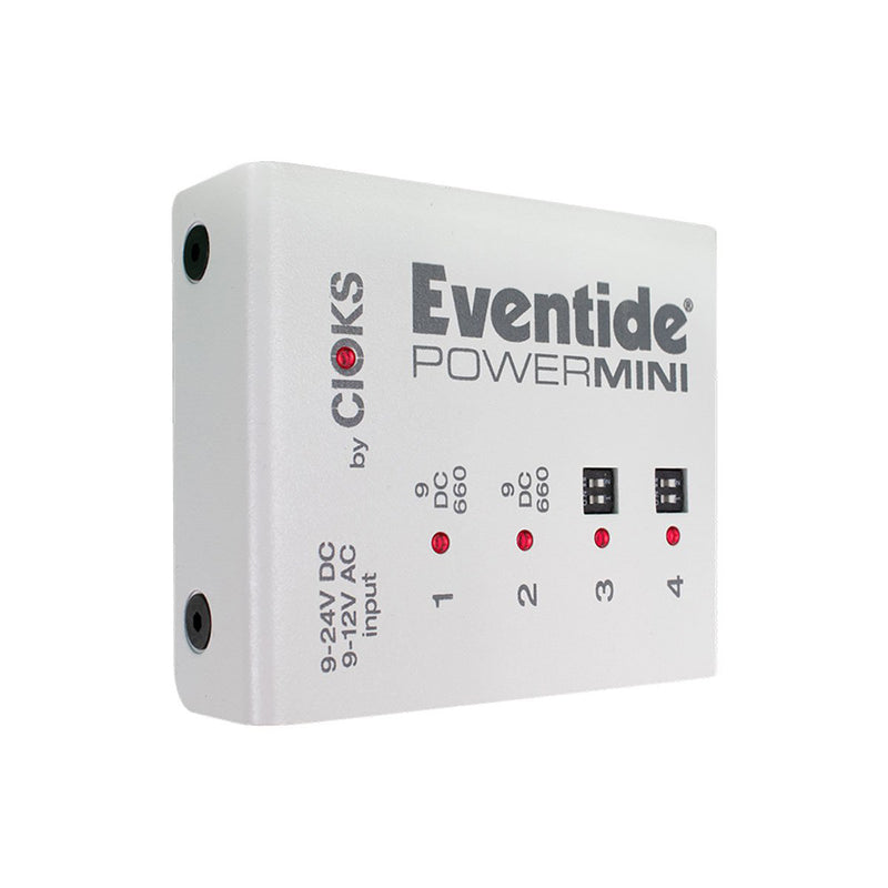 Eventide PowerMini Compact Pedal Board Power Supply