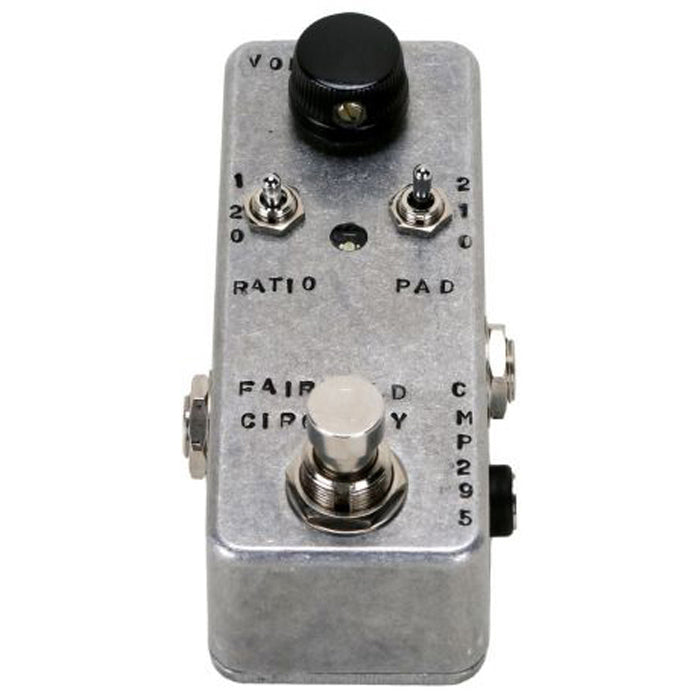 Fairfield Circuitry The Accountant Compressor Pedal