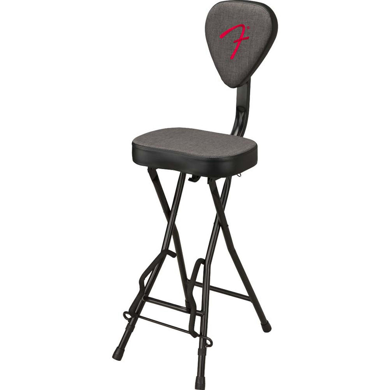 Fender 351 Portable Folding Guitar Seat/Stand Combo
