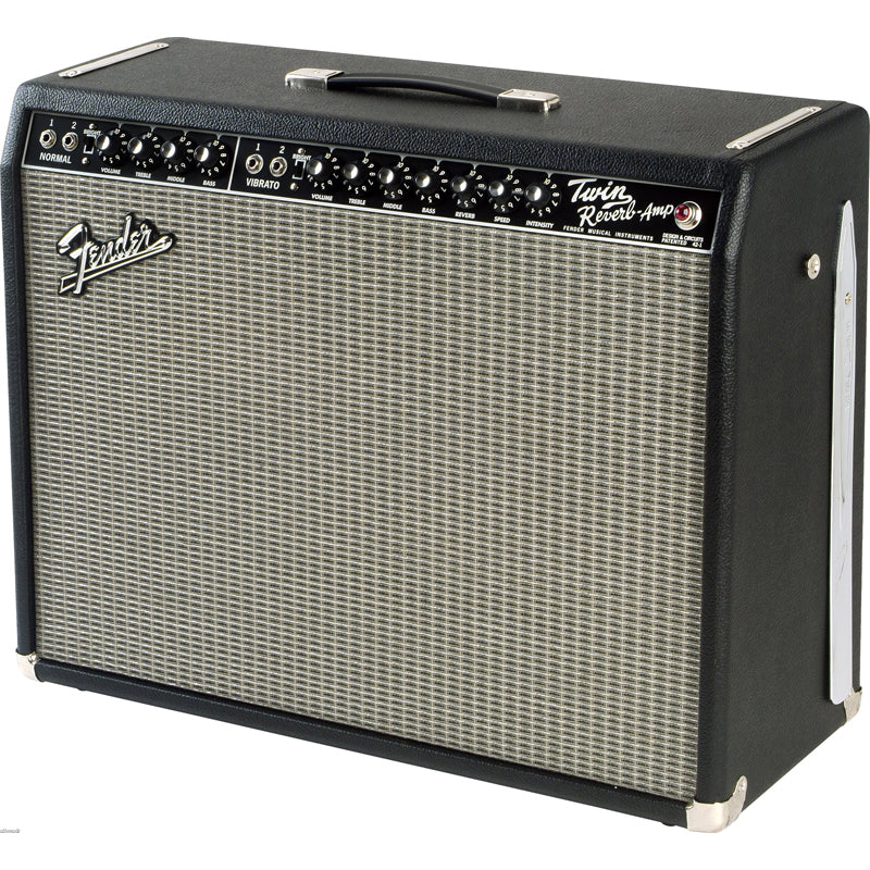 Fender 65 Twin Reverb, Black
